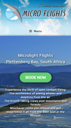 Micro Flights Mobile