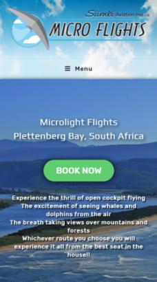 Micro Flights Mobile